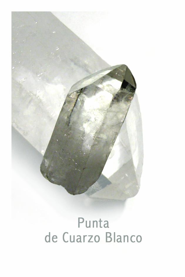 Punta de Cuarzo Blanco